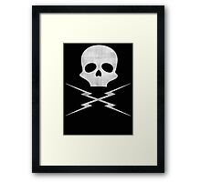 DEATH PROOF  Framed Print