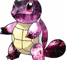 Space Squirtle  by Riomare