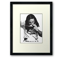 Cocaine  Framed Print