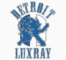 Detroit Luxray (Detoroit Lions Parody) Kids Clothes