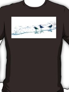Seagull Art - On The Shore - By Sharon Cummings T-Shirt