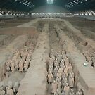 Terra Cotta Warriors by adelethomas