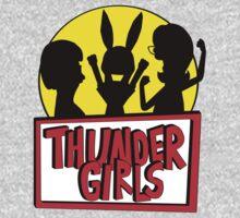 Thunder Girls are GO! T-Shirt