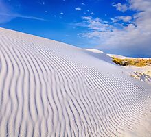 Rolling Waves of Rippling White by Owed to Nature