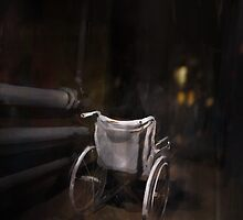 Wheelchair by mozsi