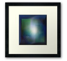 Abstract 8-2015 Framed Print