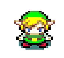 Link Legend of Zelda by BIGSAUCE