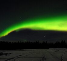 Northen Nights by peaceofthenorth