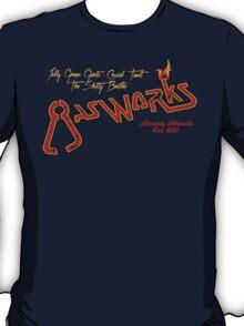 Wayne's World - GASWORKS BAR T-Shirt