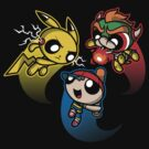 Super Puff Bros 4 by Punksthetic