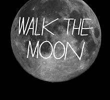 Walk The Moon- white text by Lfcjdp