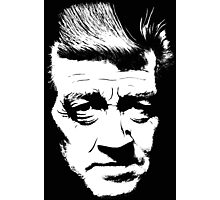 David Lynch Pop Art Photographic Print