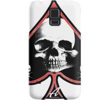 Ace of Spades Death Card Samsung Galaxy Case/Skin