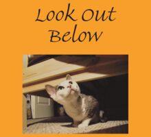 T - Look Out Below by Al Bourassa
