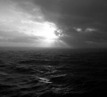 Stormy Seas by Gundy