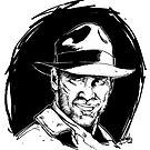 INDIANA JONES by mrbones
