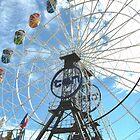 Ferris Wheel by Kirsten H