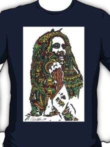 Rasta Vibrations T-Shirt