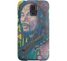 Rasta Sun God Samsung Galaxy Case/Skin