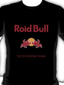 Roid Bull (or Copyright Hell, here I come!) T-Shirt