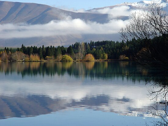 Ruataniwha shining by Robin Smith