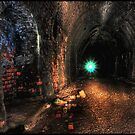 Lair of the Cyclops by compoundeye