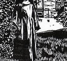 The Nun by Amelia  Santiago