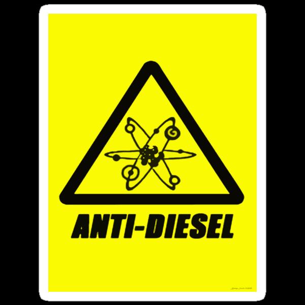 Anti-Diesel by Kenny Irwin