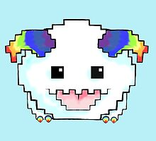 Poro Arcade - League of Legends by AllenVMorion