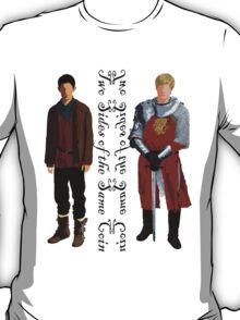 Two sides (dark) T-Shirt