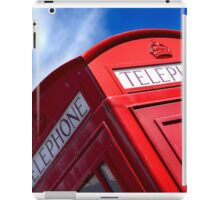 Telephone Box iPad Case/Skin