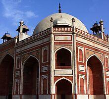Humayun's Tomb New Delhi  India by aidan  moran