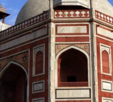 Humayun's Tomb New Delhi  India Sticker