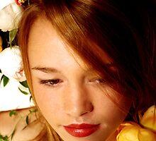 beautiful nadia by JulesVandermaat