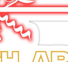 Sith Army Knife Sticker