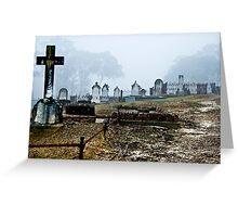 Beyond the Cross Greeting Card