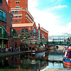 Brindley Place Birmingham by nixa
