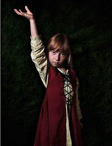 Medieval Child by lightplay