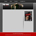 Sopranos Fansite by Voodoogfx
