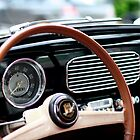 1957 Volkswagen Beatle Dashboard by ANJacobsen