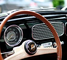 1957 Volkswagen Beatle Dashboard by ANJacobsen