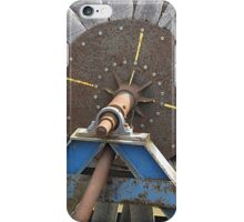 Big Wheel Not Turning iPhone Case/Skin