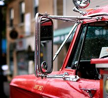Vintage Fire Truck by ANJacobsen