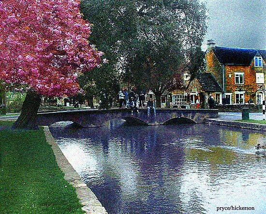 Bourton on the Water 2 by jpryce