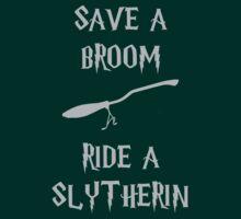 Harry Potter Ride a Slytherin by Al-King