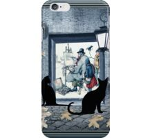 Product gifts with Anton Pieck iPhone Case/Skin