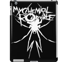 Inverted MCR Spider Logo iPad Case/Skin