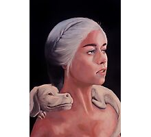 Mother Of Falcor Photographic Print