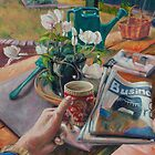 Saturday Morning by Br. Cassian (Neale) Sommersby