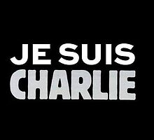 Je suis charlie by TheGamerbo